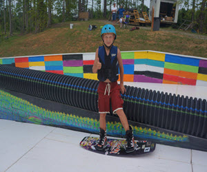 Hire a Coach at Jibtopia Wake Park